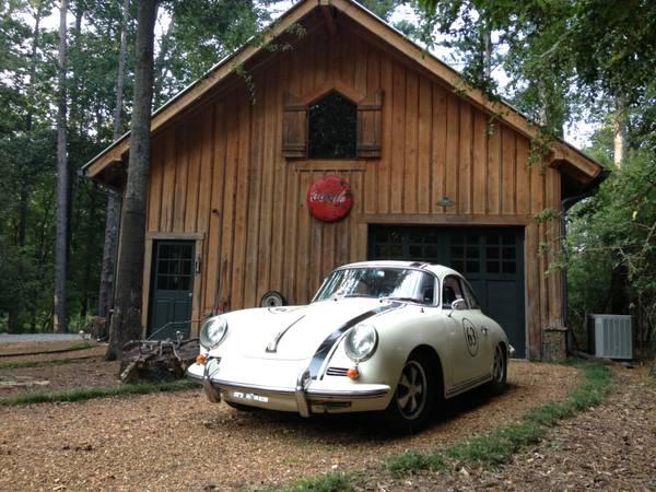 1963 Porsche 356 B in Atlanta, GA   Vintage Werkes