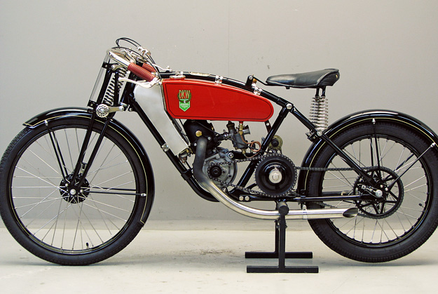 Old-school project: 1930's DKW Barnfind   Vintage Werkes