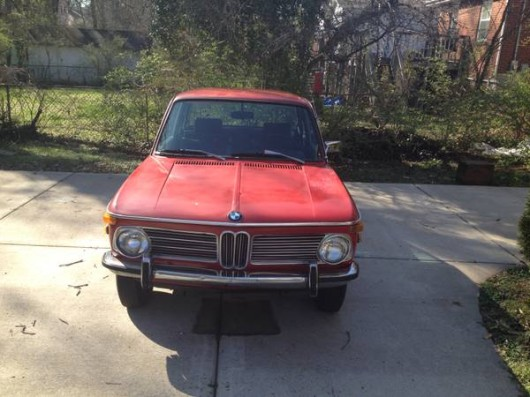 Buy Them Up Now 1972 Bmw 2002 In Nashville Tn Vintage